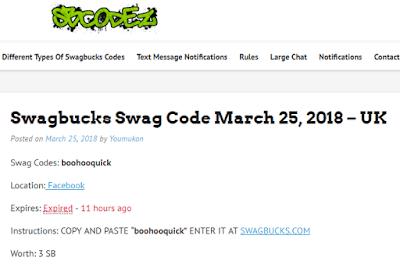 swagcode spoiler
