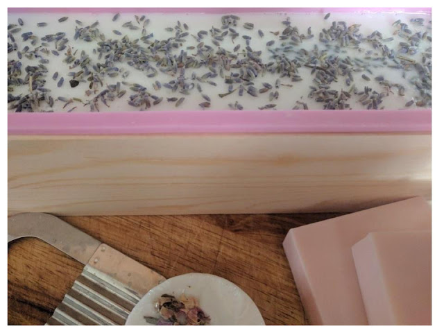 recipes for rose scented handmade soap