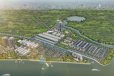 Tồng quan dự án Green City Quận 9
