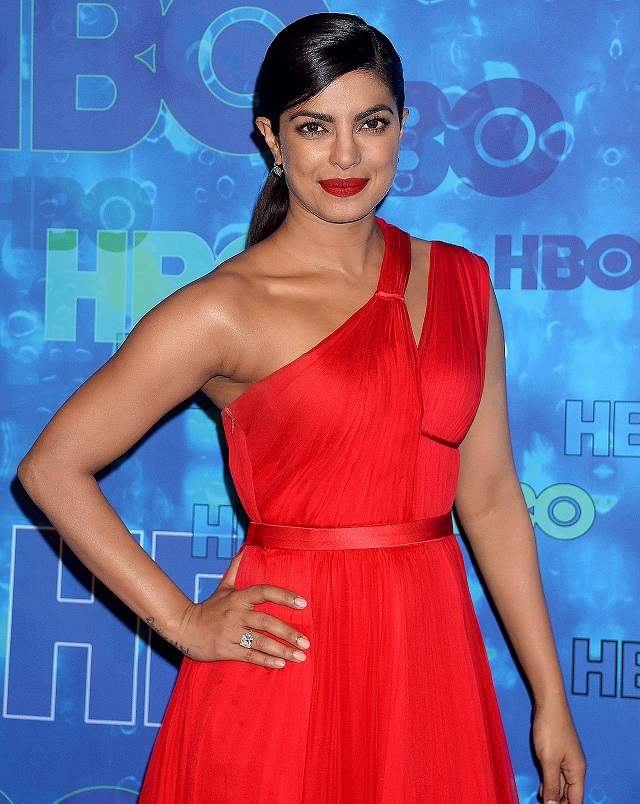 Priyanka Chopra – HBO's Post Emmy Awards Reception in Los Angeles