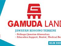 Jawatan Kosong di Gamuda Land Sdn Bhd - Pelbagai Jawatan