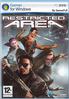 Restricted Area PC [Full] Español [MEGA]