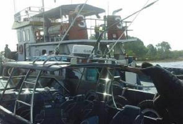 Lima Kru Kapal Hilang Dipercayai Diculik Ke Selatan Filipina