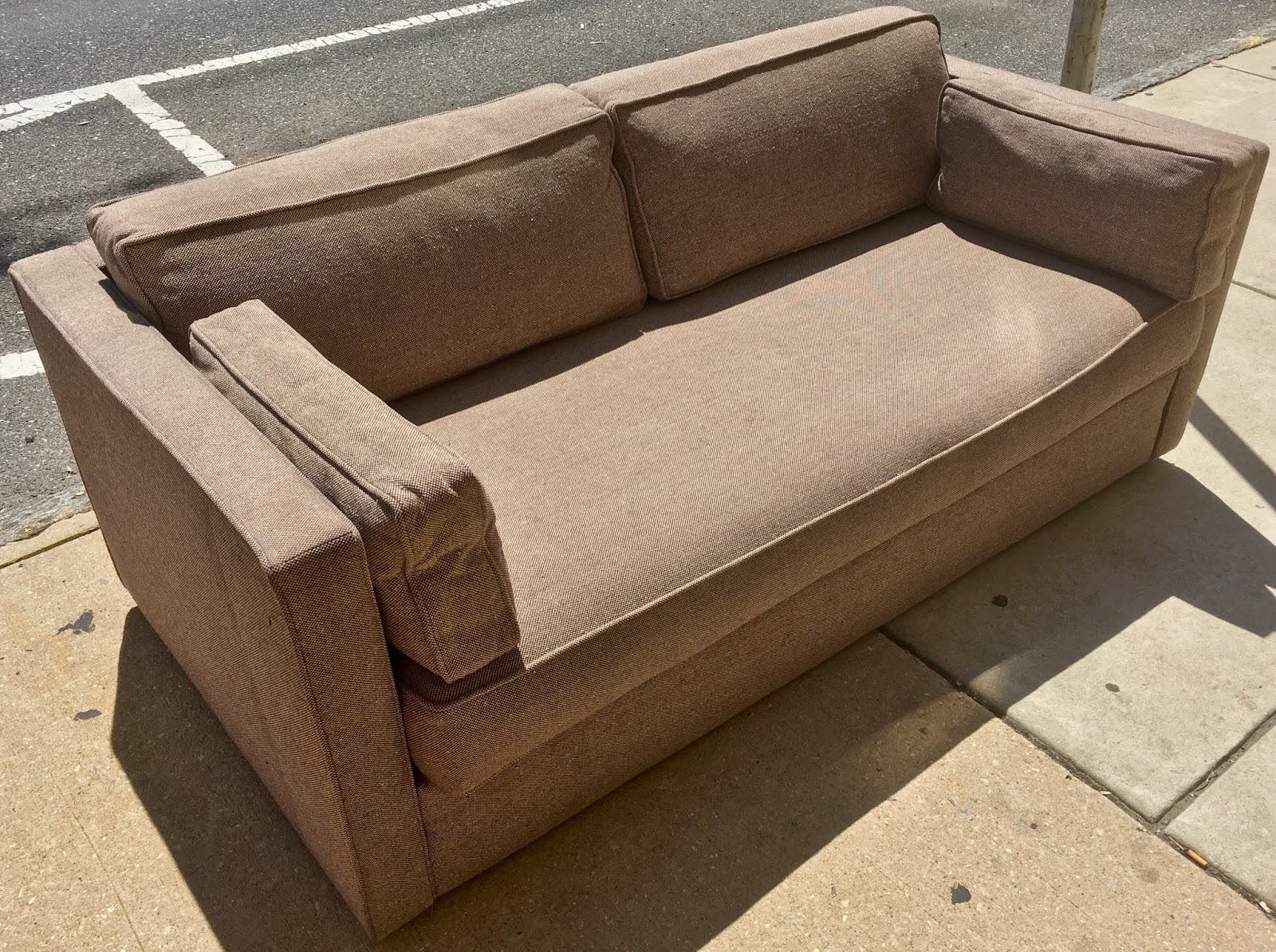 Awesome Uhuru Furniture Collectibles Tuxedo Style Couch 175 Sold Caraccident5 Cool Chair Designs And Ideas Caraccident5Info