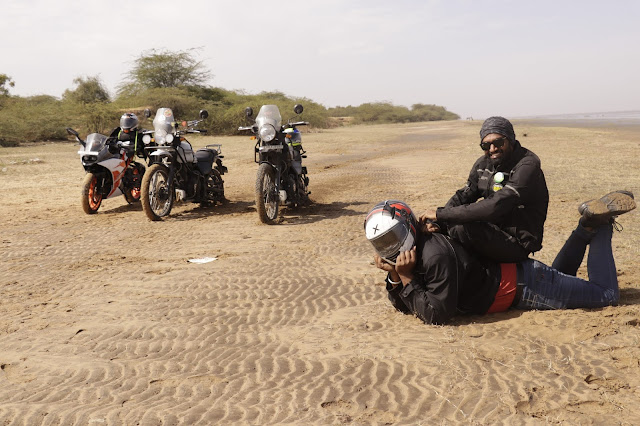 KTM, Royal Enfield Himalayan, GujuRider, Gujarat, Bikers, Kavi Kamboi