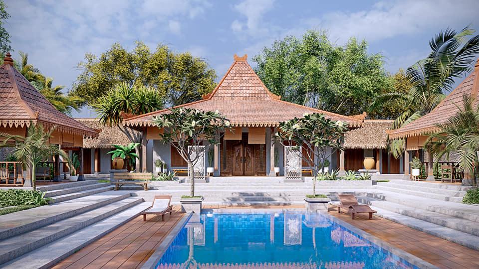 Resort đậm chất Bali