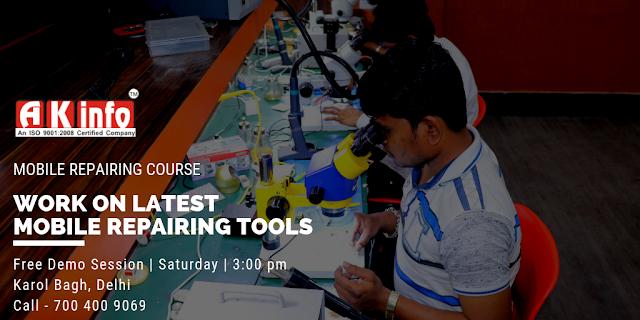 Mobile Repairing Classes delhi
