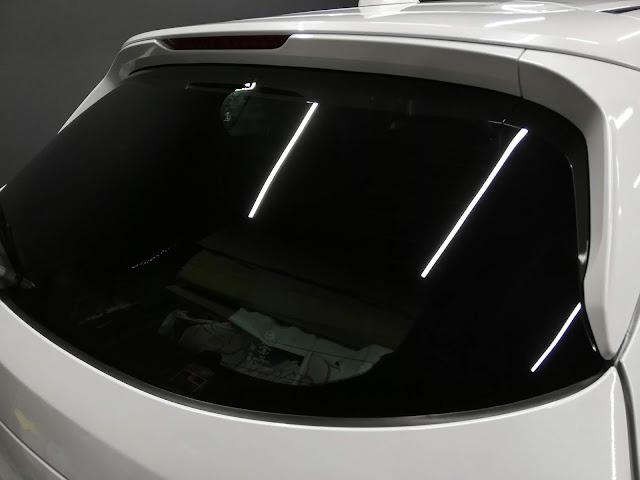 マツダ/CX-5 ボディ研磨+樹脂硬化型コーティング【Ω /OMEGA】+全面ウィンドウウロコ取り+撥水コーティング7