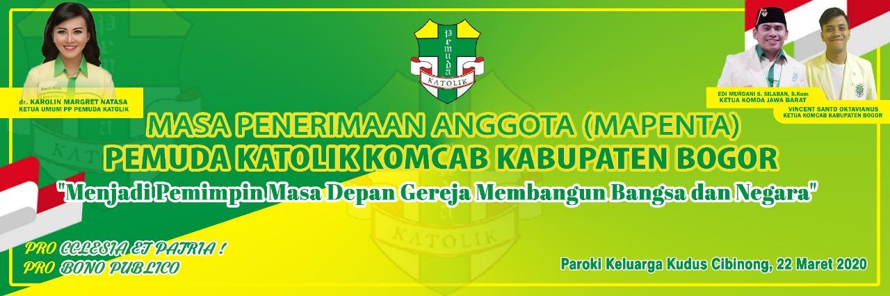 Masa Penerimaan Anggota Baru Komisariat Cabang Kabupaten Bogor
