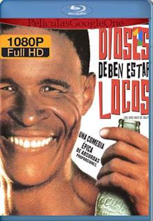 Los Dioses Deben Estar Locos  [1980] [1080p BRrip] [Latino-Inglés] [GoogleDrive] LaChapelHD