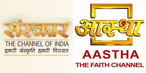 Sanskar TV Frequency, Aastha Channel Frequency and Channel Number