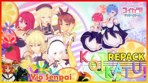 [REPACK] Koikatu / Koikatsu Ver 5.1 v4.0 AD-Hentai + Google Translate + All DLC's+MOD's Uncensored