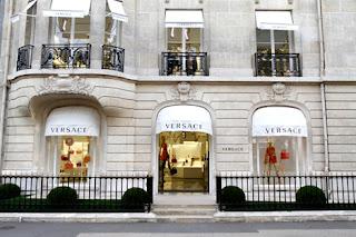 fachada de loja franceas
