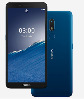 Nokia C3 Price with Specifications