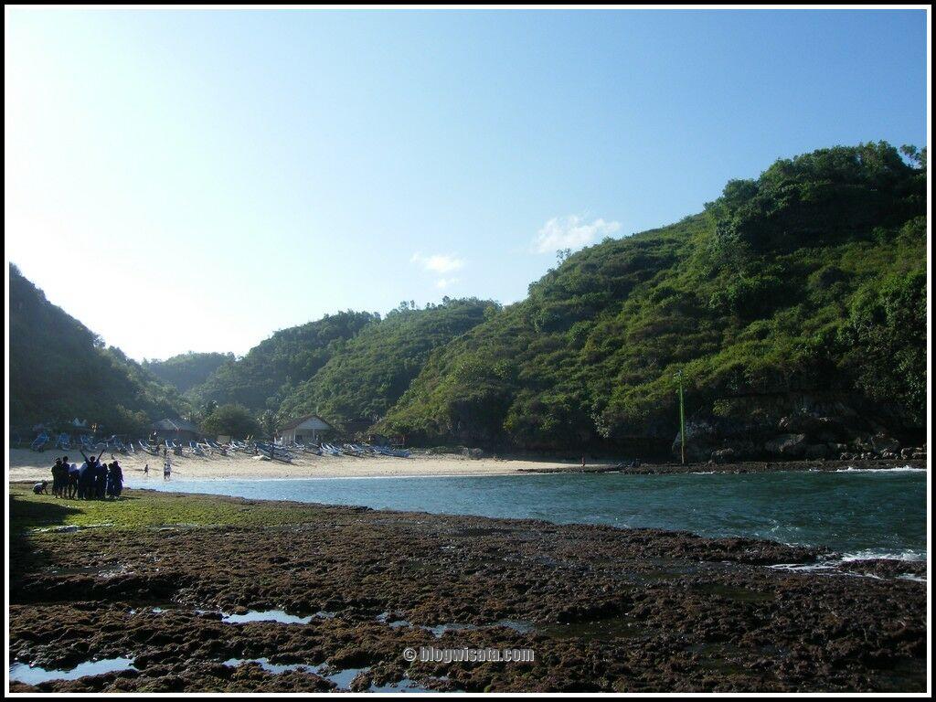 pantai di gunung kidul
