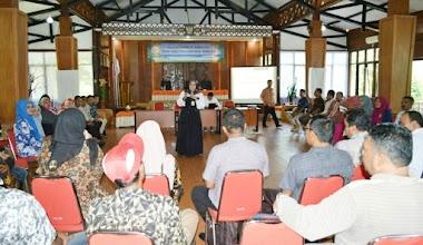 Samakan Persepsi, Dinsos Aceh Bimtek PSM di Sabang