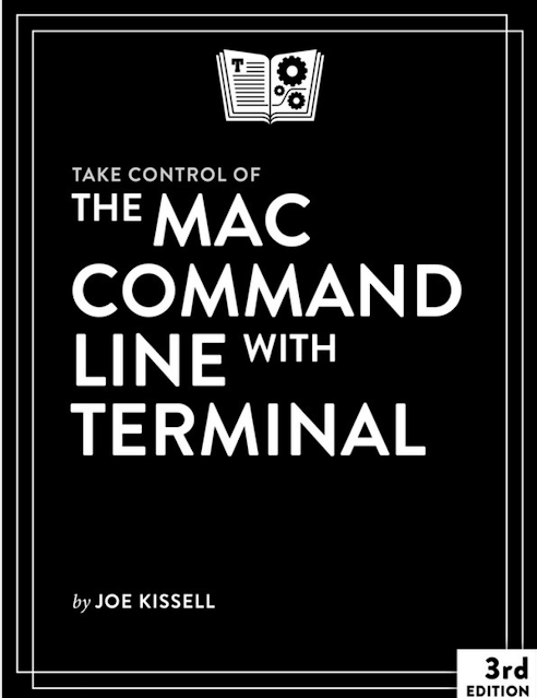 The MAC Command line with terminal
