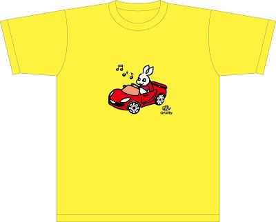 グラッフィ ドライブ Tシャツ