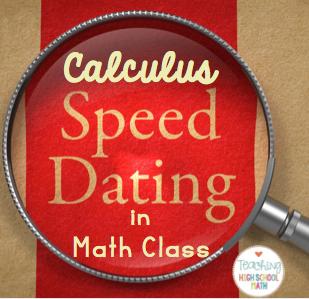 High class speed dating