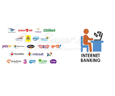 CARA BAYAR TAGIHAN MELALUI INTERNET BANKING