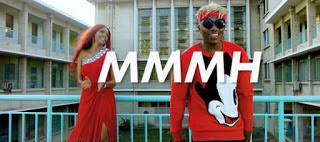 VIDEO  Willy Paul Ft Rayvanny ~ Mmmh|[official mp4 video]
