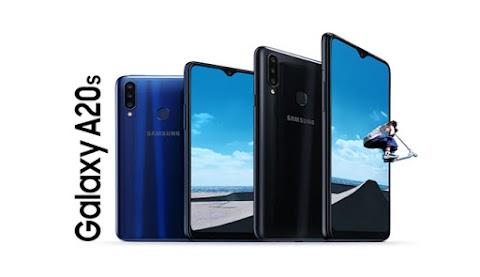Spesifikasi & Review Samsung Galaxy A20s SM-A207F