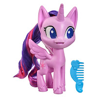 My Little Pony Twilight Sparkle Budget Styling Pony Reveal the Magic Brushable