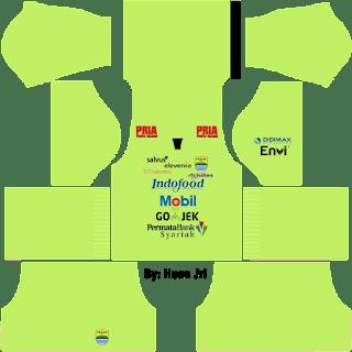 Kostum DLS Bobotoh Viking 2020