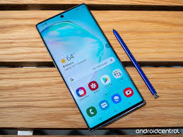 Information about Samsung's Galaxy Note 10's