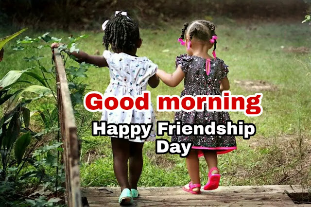 good morning images friendship