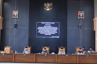 """Dipertanyakan Fraksi Gerindra, Wabup Rajo Medan: Pelayanan Dasar Sudah """"OK"""""""