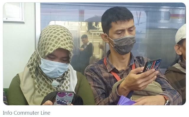 Kursi Commuter Line Tidak Bisa Dibooking