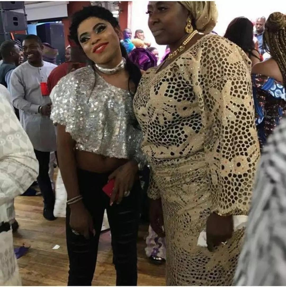 Bobrisky Slammed For Wearing A Crop Top Showing His Quot Hairy