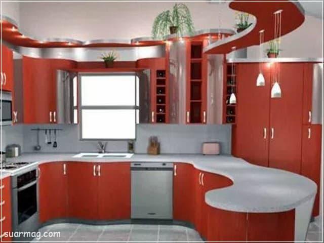 جبس بورد مطابخ 13   Kitchen Gypsum Designs 13