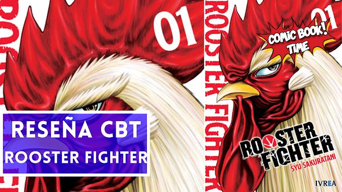 """Manga Reseña: """"Rooster Fighter"""", el manga de moda por fin en castellano"""