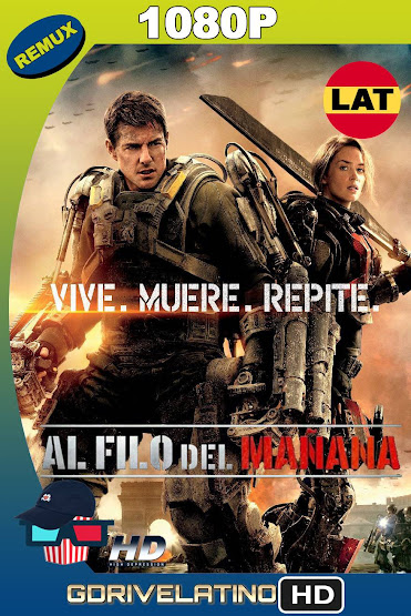 Al Filo del Mañana (2014) BDRemux 1080p Latino-Ingles MKV