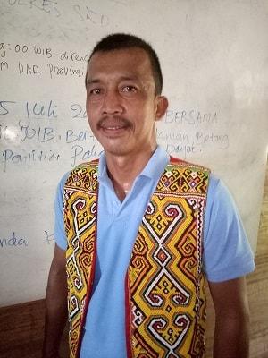Ketua Panitia Gawai Dayak 2017 Yok Kelak, ST