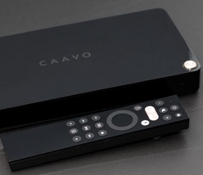 Cavo control center smart remote