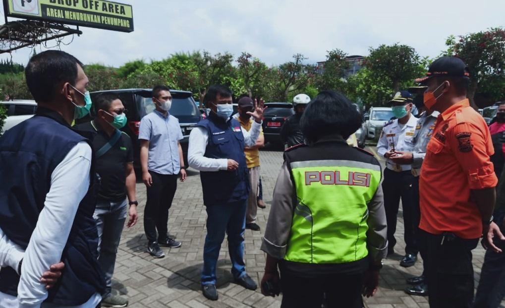 Libur Panjang 26.700 Alat Rapid Tes Disebar, Petugas Sasar Wisatawan di Jabar