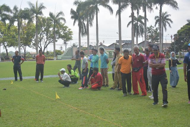 Sosialisasi Pelatihan Pelatih Woodball Di Banyumas
