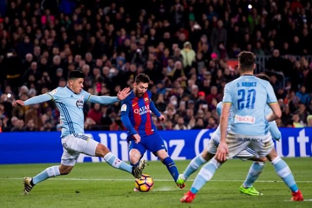 Prediksi Barcelona vs Celta Vigo Liga Spanyol