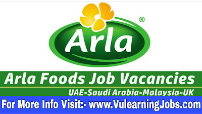 Arla Foods Jobs 2019 For Latest Jobs In Worldwide