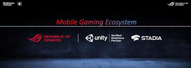 Mobiel Gaming Ecosystem