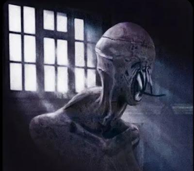أكثر الألعاب رعباً - لعبة رعب مطارد الظلام - the dark bursuer horror game 2