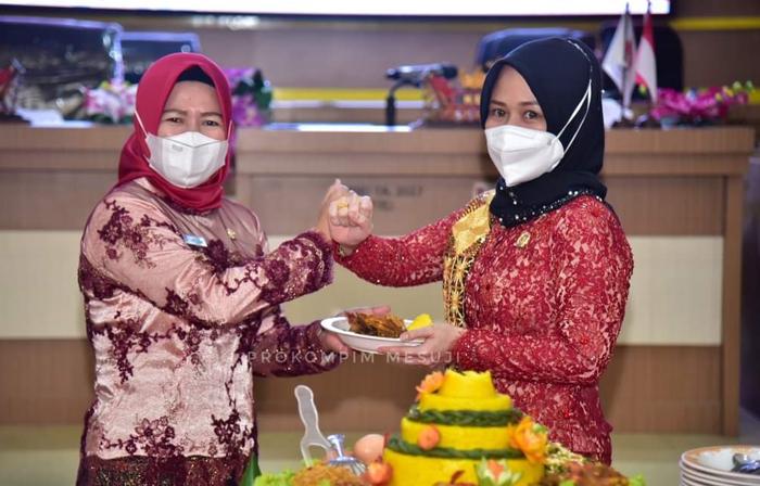 DPRD Mesuji Menggelar Sidang Istimewa Peringatan HUT ke-57  Provinsi Lampung