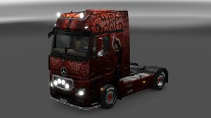 Skin pack for Mercedes MP4 by Карен Григорян