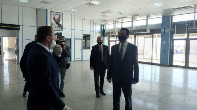 Kurti Government aims to turn the old airport in Kosovo into a customs terminal