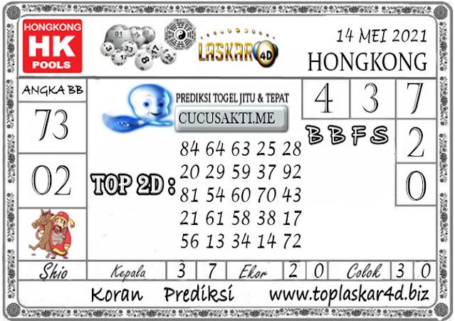 Prediksi Togel HONGKONG POOLS LASKAR4D 14 MEI 2021