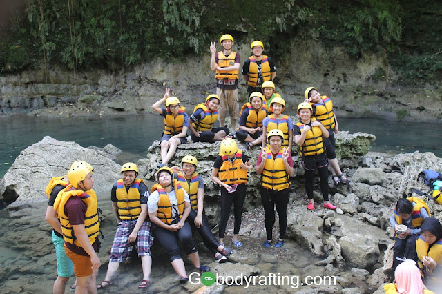 harga paket body rafting green canyon