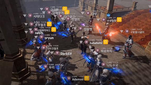 Lineage II: Revolution - Gameplay